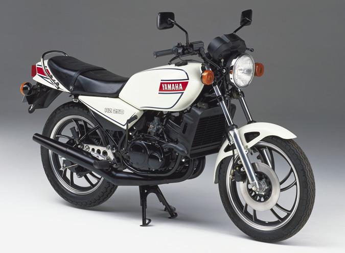 ヤマハRZ350