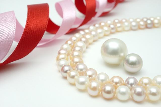 真珠の写真