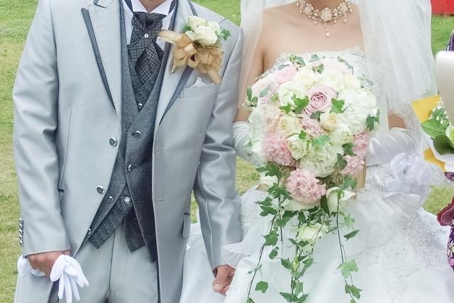 新婚さんの写真