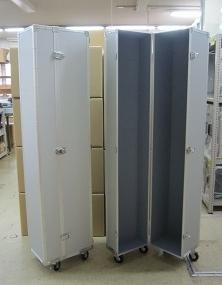 電光掲示板収納用  特注大型アルミケース