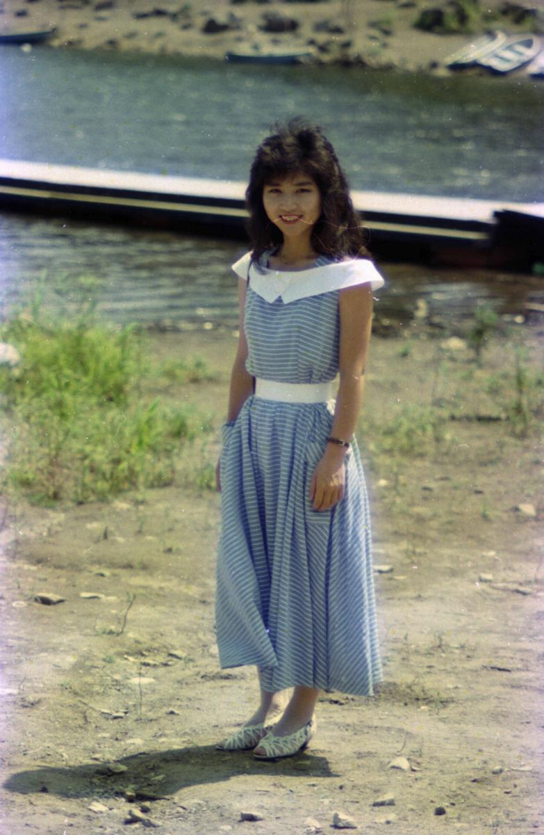 行楽】富士五湖ドライブ(1986年...