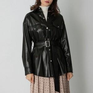 黒いレザージャケット