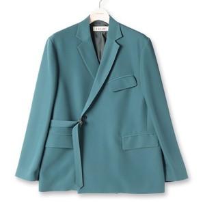 グリーンのジャケット