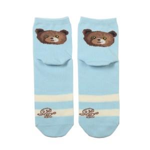 クマの靴下