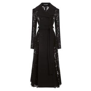黒いコート