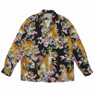虎柄のアロハシャツ