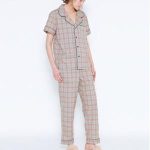 チェック柄パジャマ