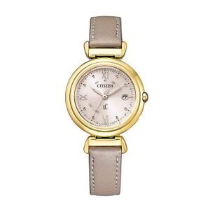 ベージュの腕時計