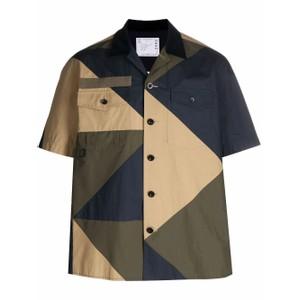 パネルシャツ