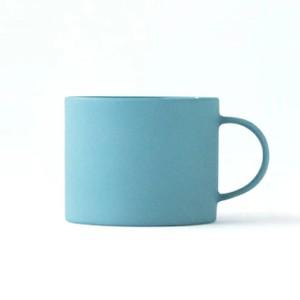 ターコイズのマグカップ