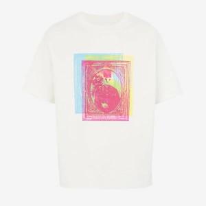 スタンプTシャツ