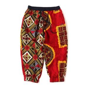 アフリカン柄パンツ