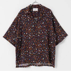 レオパード柄シャツ