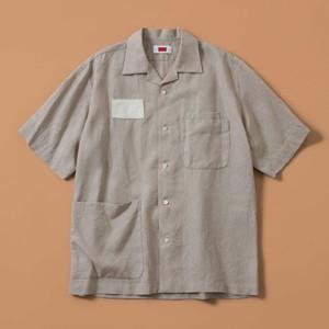パッチシャツ