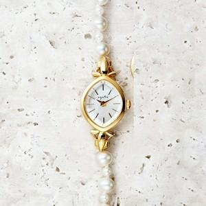 パールベルト腕時計
