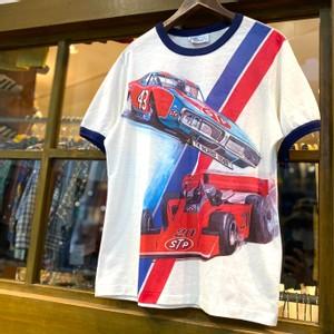 レーシングカーTシャツ