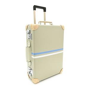 ストライプスーツケース