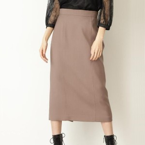 コルセット風ベルト付スカート