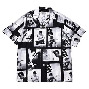 フォトコラージュシャツ