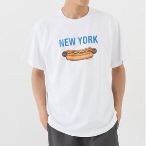 ホットドッグTシャツ