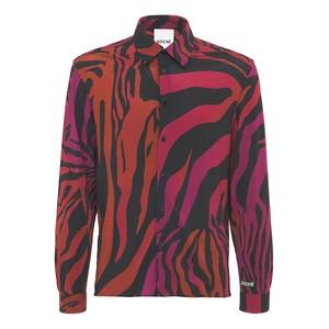 タイガー柄シャツ