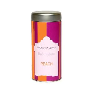 ピーチ味の紅茶