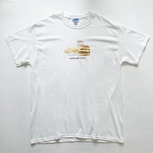 ハンバーガーTシャツ