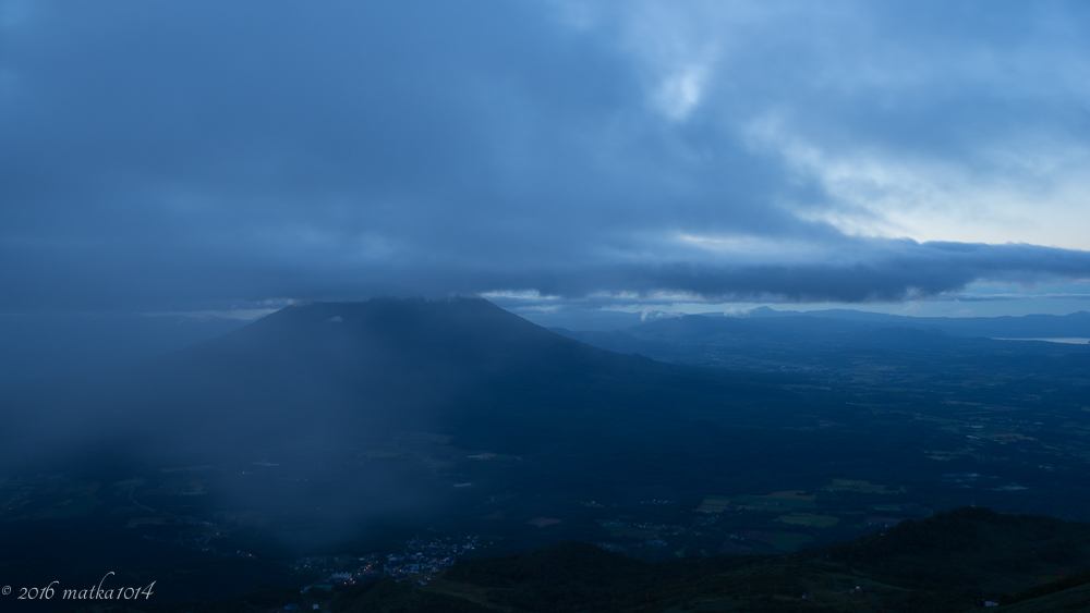 ニセコアンヌプリ山頂