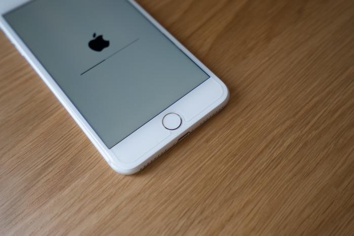 iPhone 7 Plus シルバー 外観レビュー