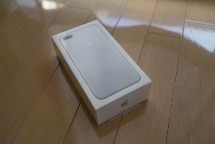 iPhone 7 Plus箱
