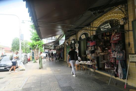 マハラート通り