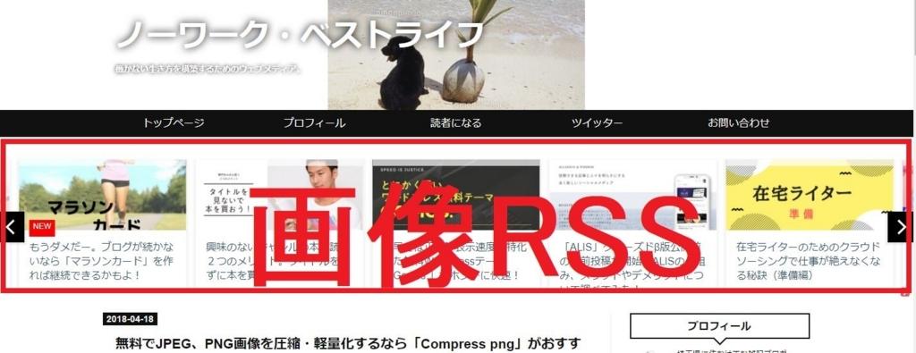 忍者RSS 画像 ヘッダー