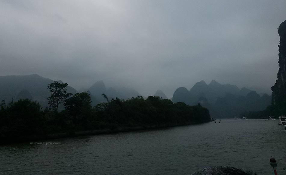 中国 桂林 川下り