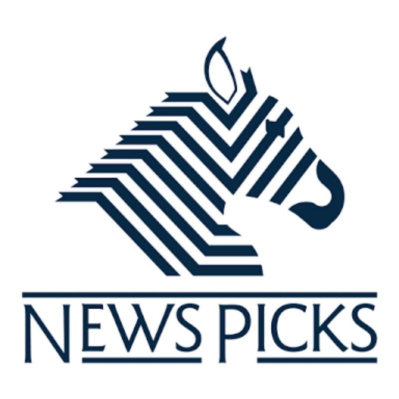 NEWS PICKS(ニューズピックス) トップ ロゴ