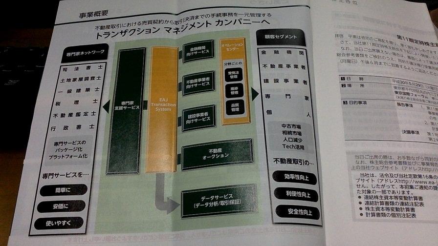 エスクロー・エージェント・ジャパン 事業内容