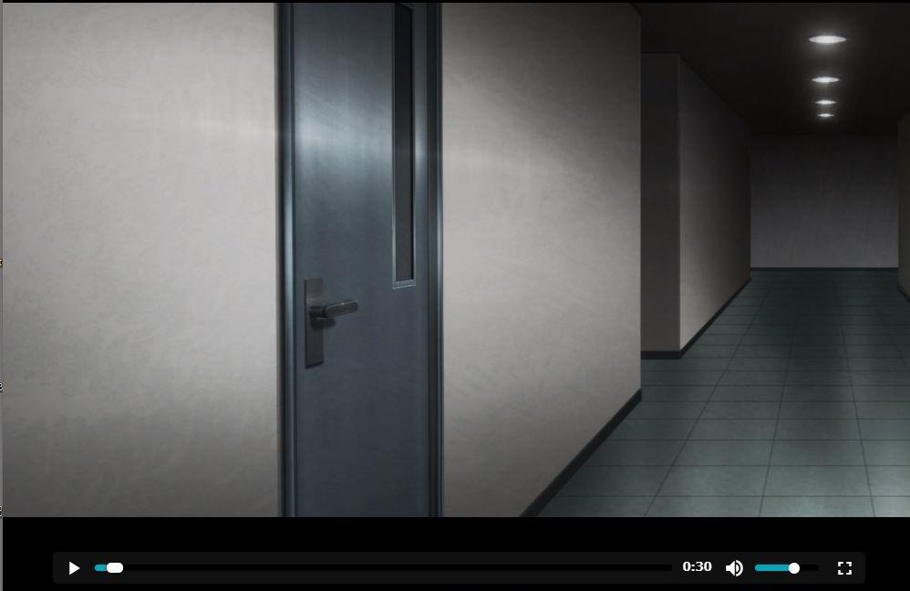 U-NEXT 動画再生
