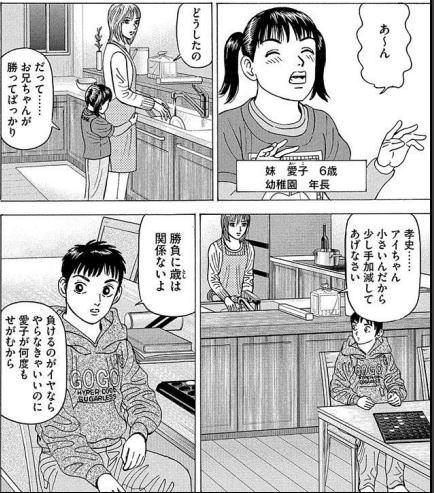 財前孝史 インベスターZ 性格