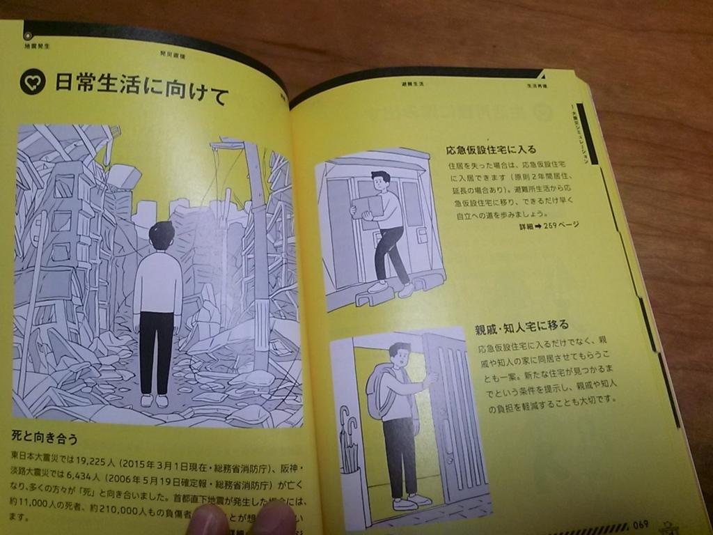 東京防災 内容