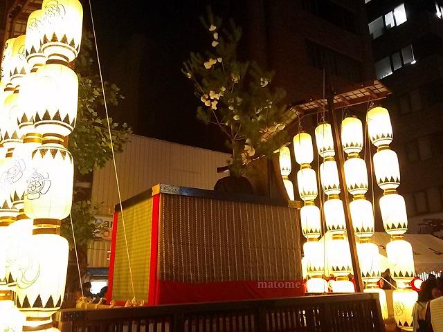 京都祇園祭 宵山 山鉾