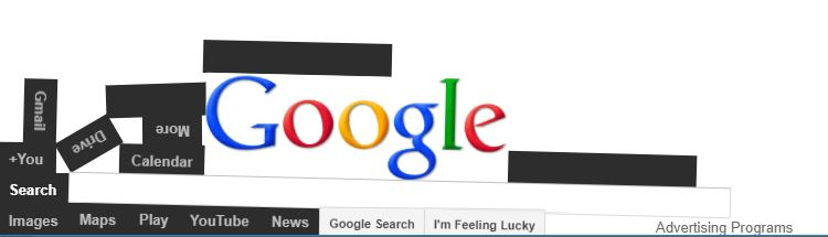 google gravity 画像