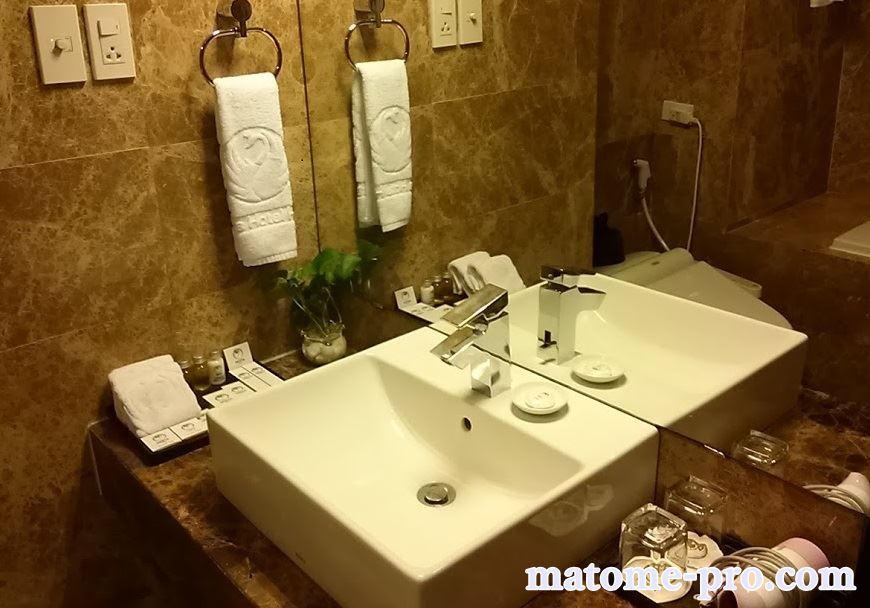 ネスタホテル ベトナム 客室内
