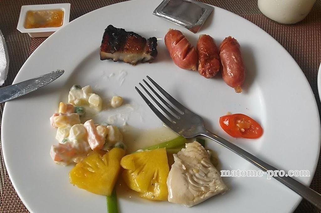 ネスタホテル 朝食