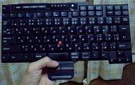 ThinkPad T20 キーボード