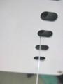 ストラトの弦のはり方1
