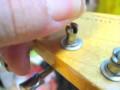 ストラトの弦のはり方4