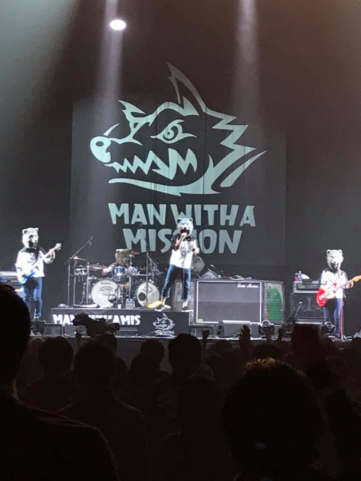 2019 Download Festival Japan 参戦日記 マン・ウィズ・ア・ミッション