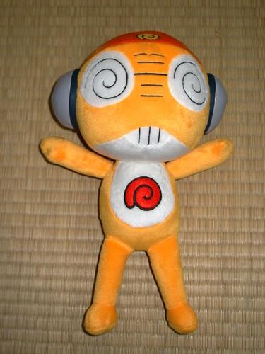 クルルぬいぐるみ クルルぬいぐるみ 20010101  個別「クルルぬいぐるみ」の写真、画像、動