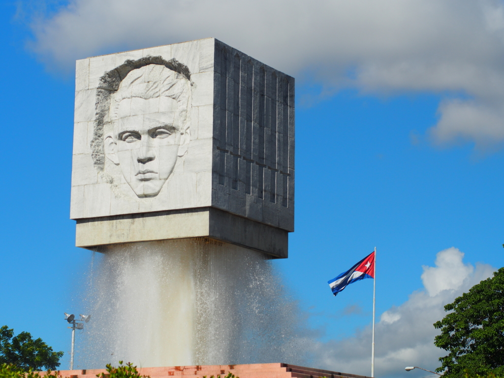 キューバのオブジェ