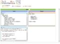 XSLTパッチの実行画面(実行完了)