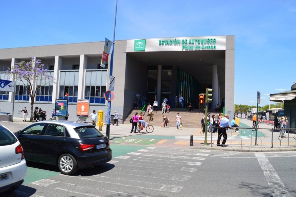 セビリアバスターミナル